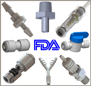 FDA Compliant, Food Grade and Food Safe   ISM