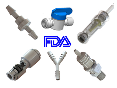 FDA compliant Fittings