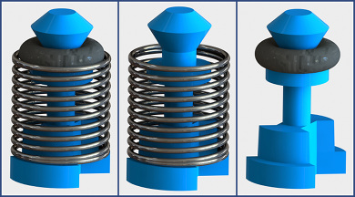Spring Loaded Check Valves Check Valves Part Iii Ism Ism