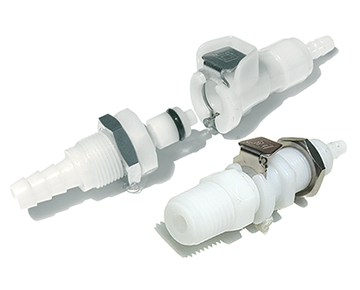 20AC Series - Acetal Quick Couplings