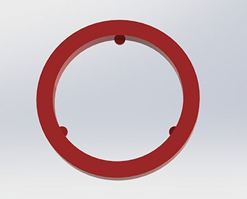 2661 Series - Nylon Crush Washer