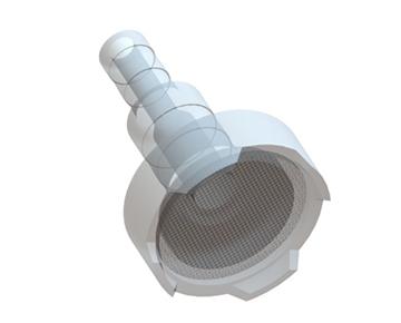 Polypropylene Strainer Filters