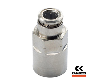 Quick fitting Air Quick Coupling Female rights Camozzi 6463