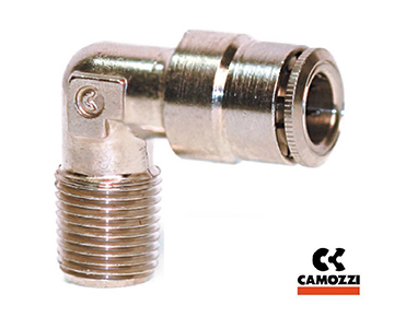 6500 Series - Male NPT Fixed Elbow