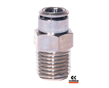 6510 Series - Male NPT Connector