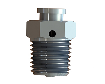BVSP Series - Button Vent Valve