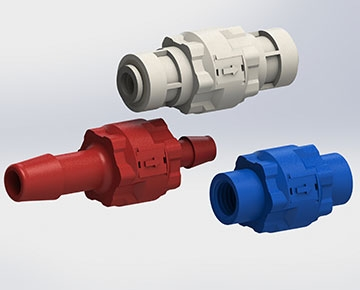 CVIS Series - Modular Check Valves