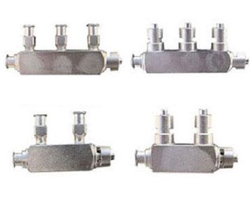 Metal Luer Manifolds