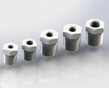 NBA Series - Hex Bushing