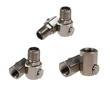OSF Series - Orbital Swivel Connectors