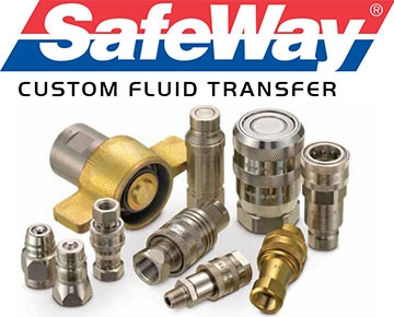 SafeWay Hydraulic Quick Couplers