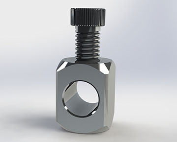 VPQ Series - Metal Pinch Valves
