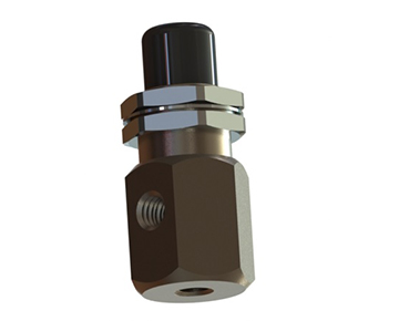 AVPB Series - Push Button Valve