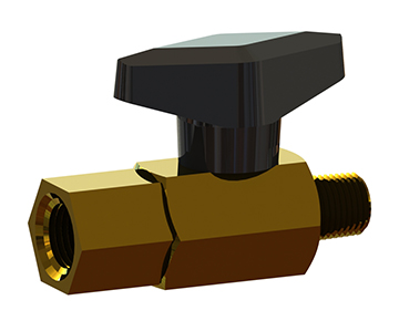 BBV Series - 2-Way Ball Valve