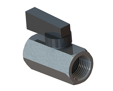 BBVN Series - Mini Ball Valve