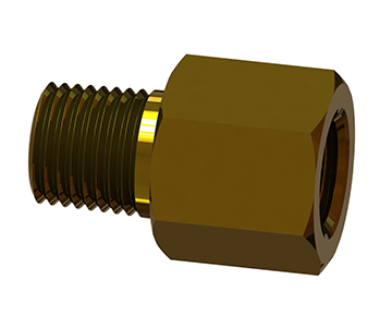 Metal Threaded Adapter