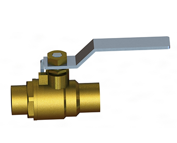 BVC Series - Brass Ball Valve