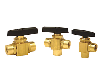 BLV Series - Female NPT Ball Valves