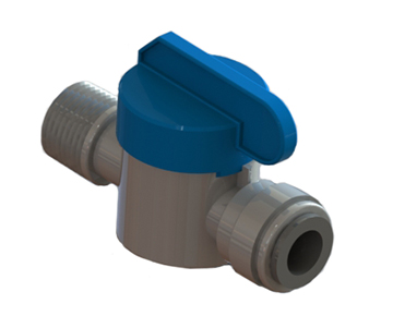 BVPP Series - Ball Valves - Polypropylene