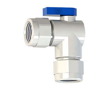 BVSA Series - Right-Angle Ball Valve