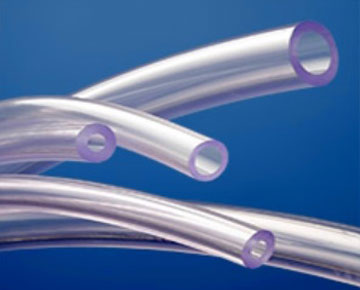 Clear Antimicrobial PVC (Vinyl) Tubing