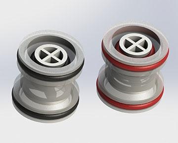 CRTG Series - Modular Check Valve Cartridges