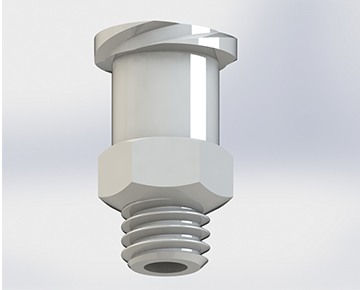 Luer to Thread - Plastic Luer Fittings