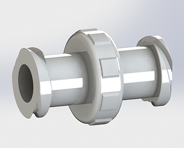 Luer to Luer - Plastic Luer Fittings