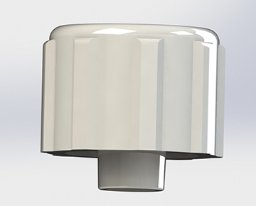 CIMLPA Series - Economical Male Luer Lock Plug