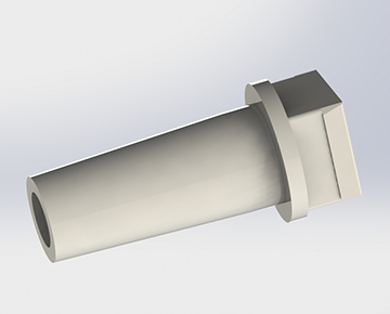 CLPA Series - Economical Male Slip Luer Plug