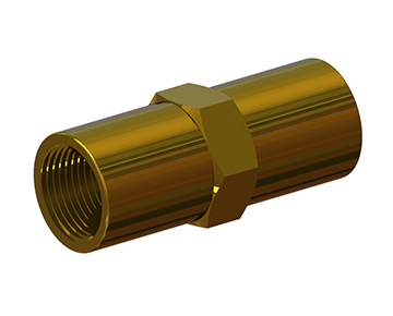 CS Series - Female NPT Check Valve - Piston