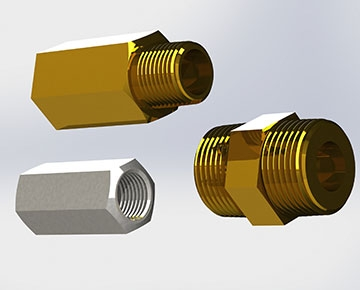 CV62 Series - Economical Check Valve