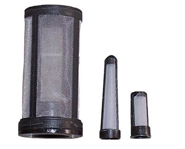 Cylindrical & Conical Shaped Filter Elements