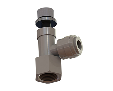 DMNV Series - Push-In Needle Valve