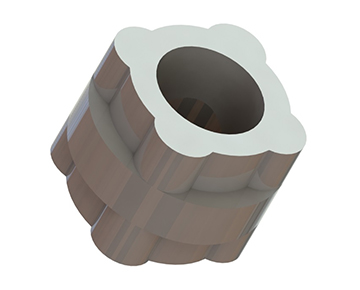 FC Series - Tubing Sleeve Clamp