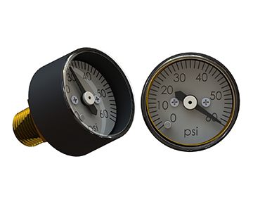 G Series - Subminiature Pressure Gauges
