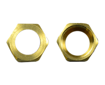 GHSN Series- Brass Garden Hose Nut