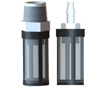 ISFS Series - Cylindrical Pick-up Filters