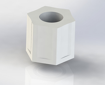 JG Series - Gripper Nuts