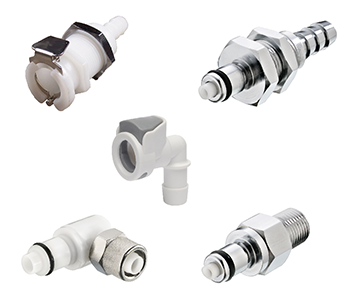 Medical Quick Disconnect Couplings
