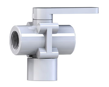 PBV3L Series - Large 3-Way Ball Valve