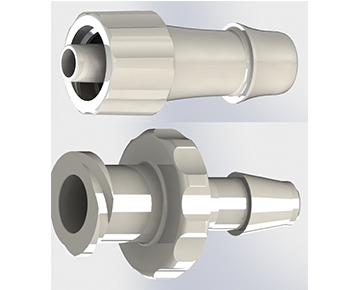 Plastic Luer Fittings