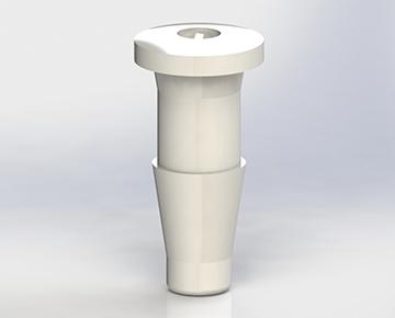 Plastic Tubing Plug