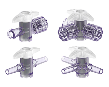 PVAP Series - Gamma Stable Stopcock