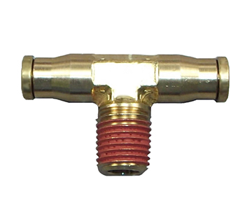QBT Series - Brass Push-In