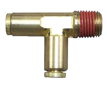 QMRT-DOT Series - Push-In Brass