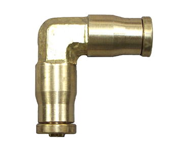 QTC-DOT Series - Push-In Brass