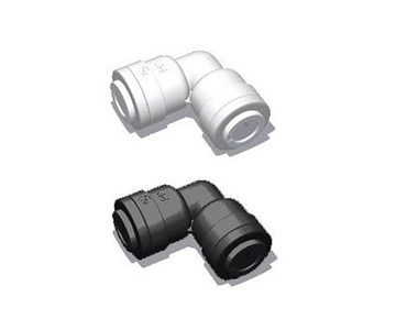 QTCG Series - Union Elbow - Polypropylene