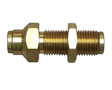 QUCB Series - Brass Push-In