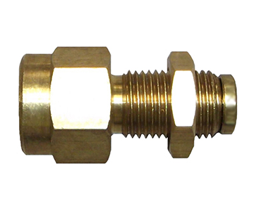 QUCBF Series - Brass Push-In